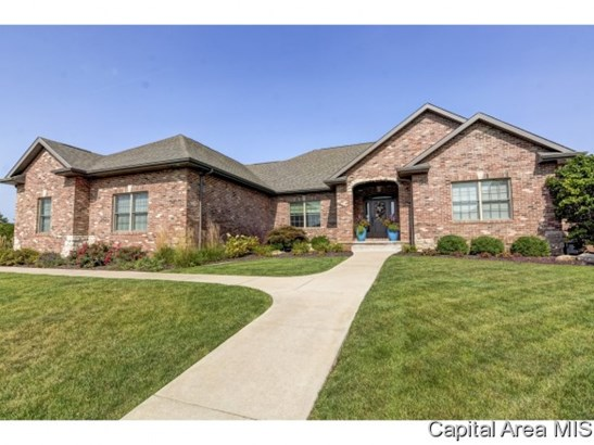 1 Story, Residential,Single Family Residence - Chatham, IL (photo 1)