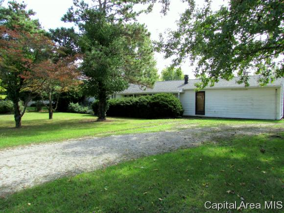 Ranch, Residential,Single Family Residence - Petersburg, IL (photo 1)