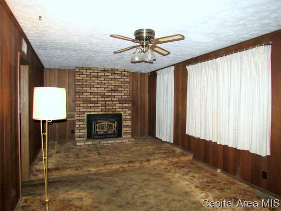 Ranch, Residential,Single Family Residence - Petersburg, IL (photo 4)