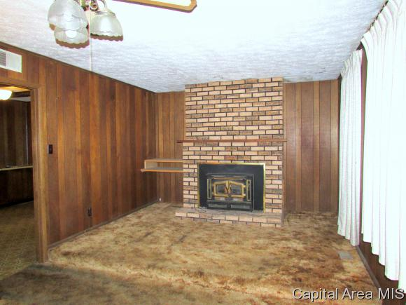 Ranch, Residential,Single Family Residence - Petersburg, IL (photo 5)