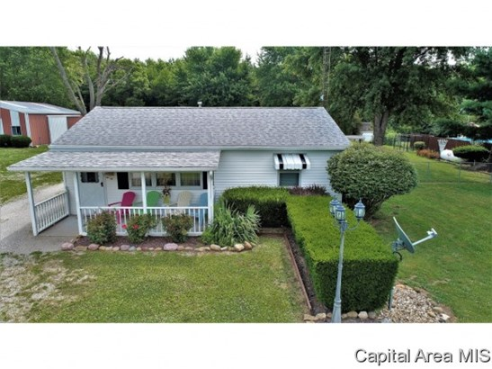 Ranch,1 Story, Residential,Single Family Residence - Pleasant Plains, IL (photo 1)