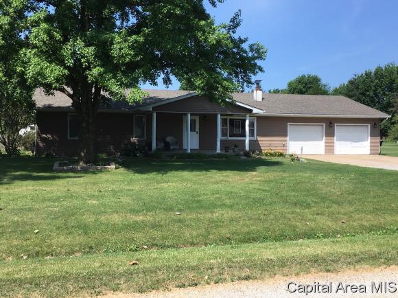 Ranch, Residential,Single Family Residence - Glenarm, IL