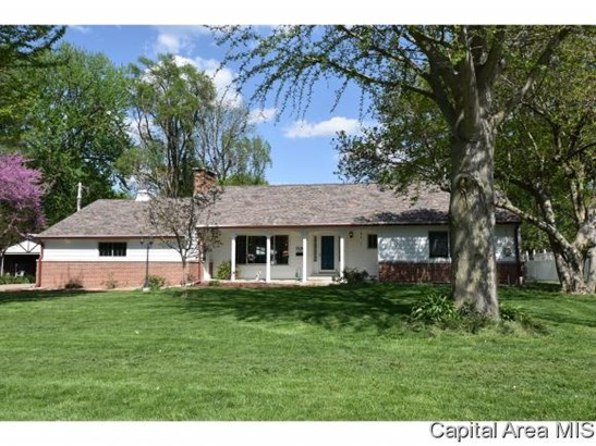 1 Story, Residential,Single Family Residence - Jacksonville, IL (photo 3)