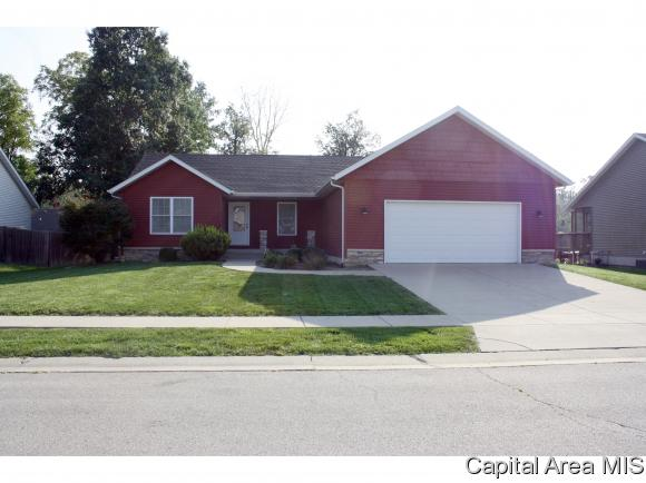 Ranch,1 Story, Residential,Single Family Residence - Riverton, IL