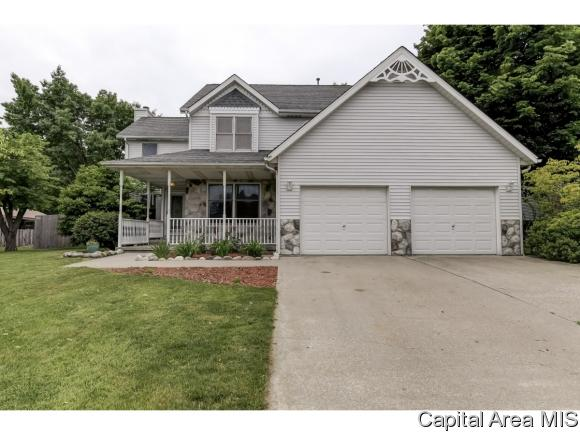 Residential,Single Family Residence, 2 Story - Sherman, IL