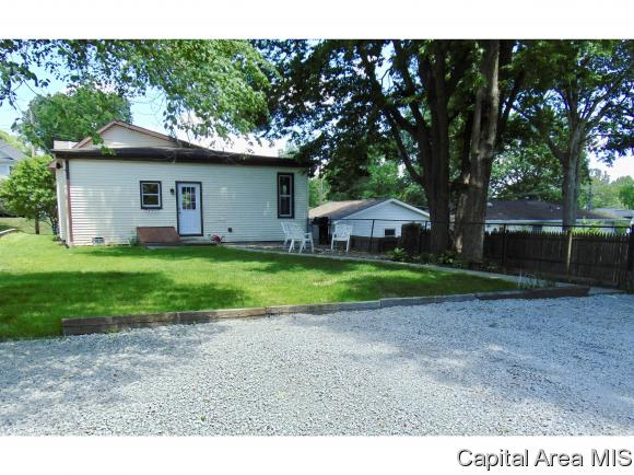 1 Story, Residential,Single Family Residence - Petersburg, IL (photo 2)