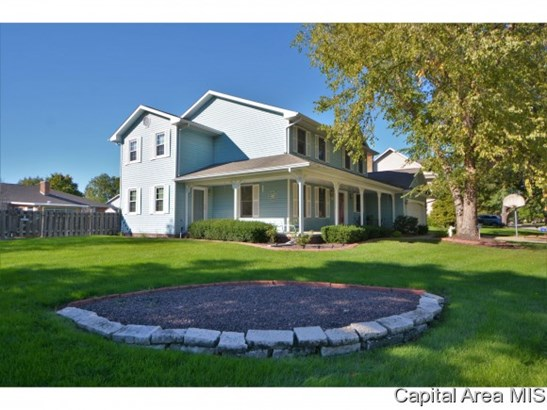 Residential,Single Family Residence, 2 Story,Victorian - Springfield, IL (photo 1)