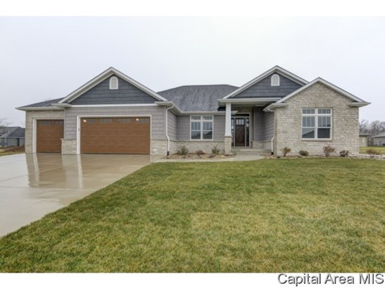 Ranch, Residential,Single Family Residence - Chatham, IL (photo 1)