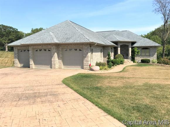1 Story, Residential,Single Family Residence - Cantrall, IL (photo 2)