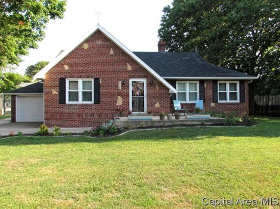 1 Story, Residential,Single Family Residence - Waverly, IL (photo 1)