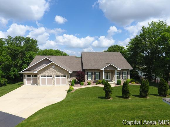 Ranch,1 Story, Residential,Single Family Residence - Chatham, IL (photo 2)