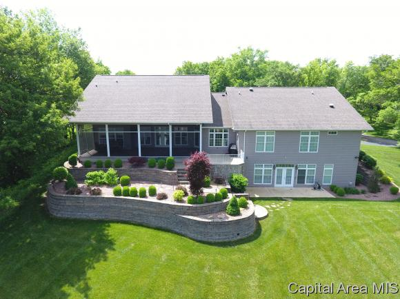 Ranch,1 Story, Residential,Single Family Residence - Chatham, IL (photo 3)