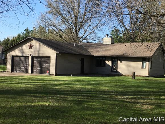 Ranch, Residential,Single Family Residence - Glenarm, IL (photo 1)