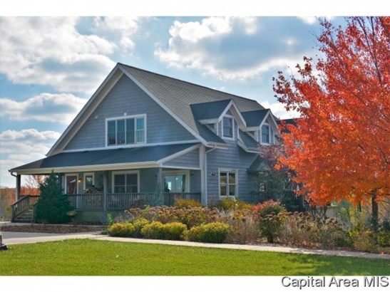 Ranch,1 Story, Residential,Single Family Residence - Sherman, IL