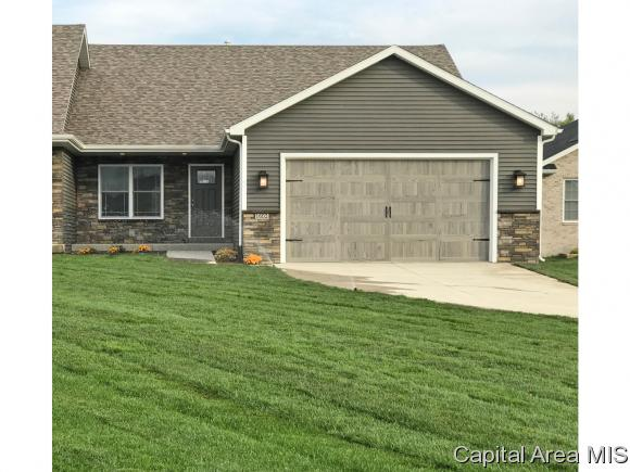1 Story, Residential,Party Wall-attached - Springfield, IL (photo 1)
