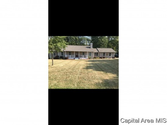 Ranch,1 Story, Residential,Single Family Residence - Petersburg, IL (photo 1)