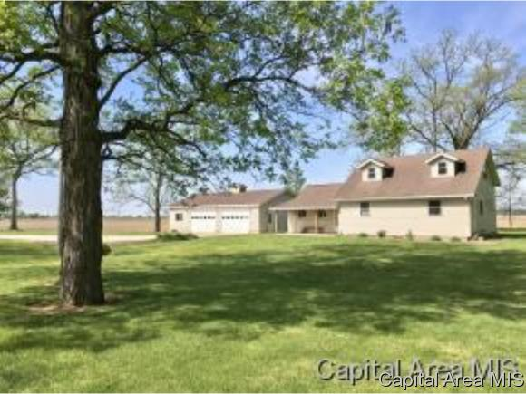 1.5 Story, Residential,Single Family Residence - Virginia, IL (photo 1)