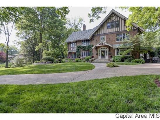 Residential,Single Family Residence, 3+ Stories,Tudor - Springfield, IL