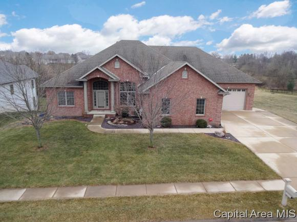 2 Story,1.5 Story, Residential,Single Family Residence - Chatham, IL (photo 1)