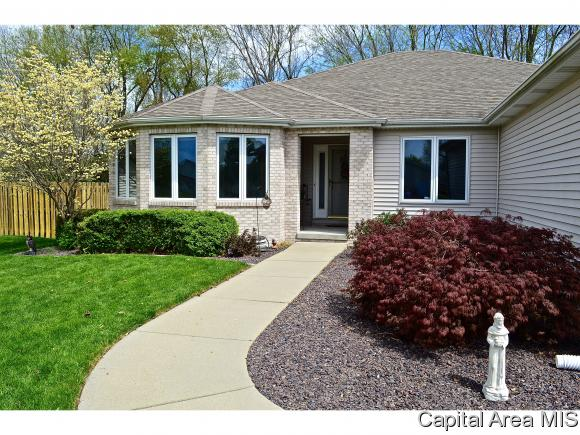 Ranch,1 Story, Residential,Single Family Residence - Springfield, IL (photo 3)