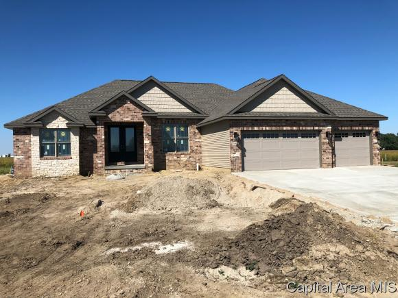 Ranch, Residential,Single Family Residence - Sherman, IL