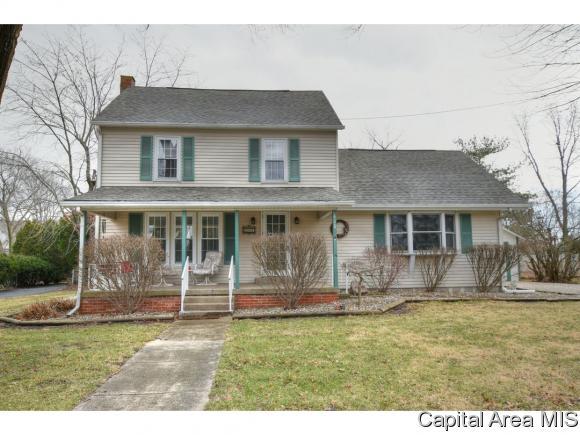 Residential,Single Family Residence, 2 Story - Buffalo, IL (photo 1)