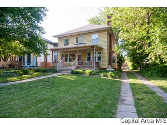 Residential,Single Family Residence, 2 Story - Jacksonville, IL (photo 2)