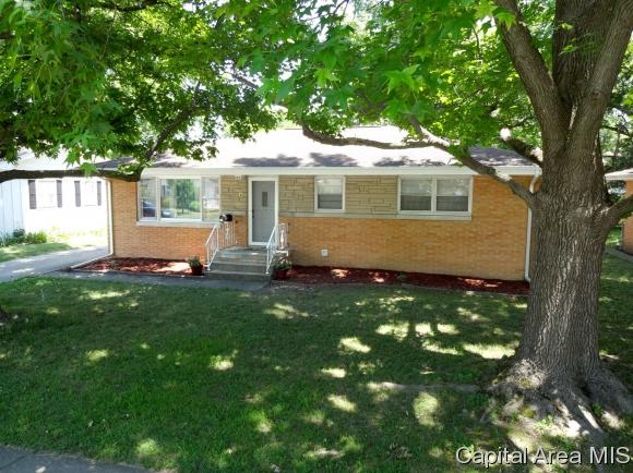 Ranch, Residential,Single Family Residence - Springfield, IL (photo 3)