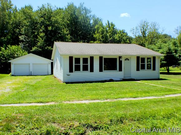Ranch, Residential,Single Family Residence - Pleasant Plains, IL