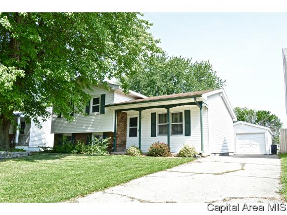 Residential,Single Family Residence, 2 Story,Tri-Level - Springfield, IL