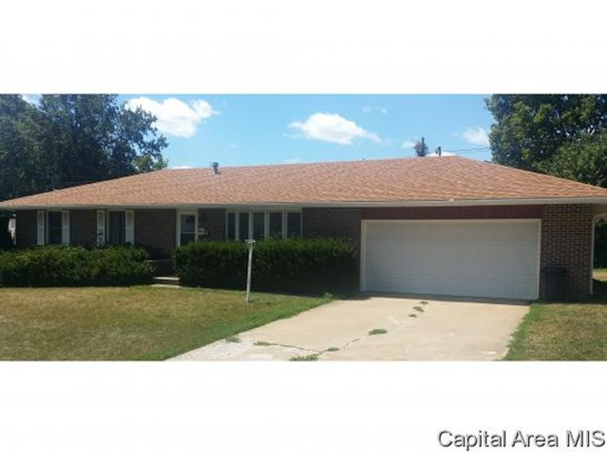 Ranch,1 Story, Residential,Single Family Residence - Jacksonville, IL (photo 1)