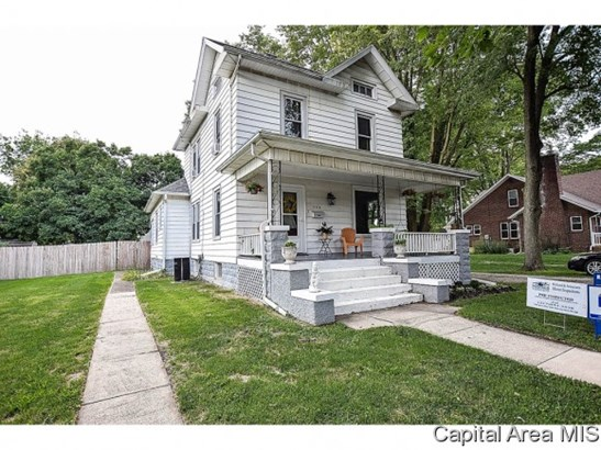 Residential,Single Family Residence, 2 Story - Williamsville, IL (photo 1)
