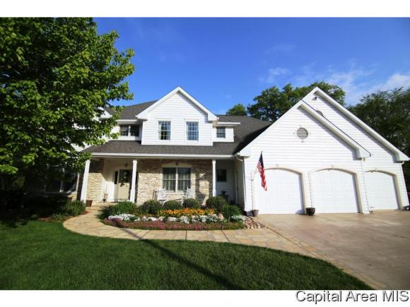 Residential,Single Family Residence, 2 Story - Springfield, IL (photo 3)