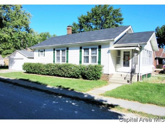 Bungalow, Residential,Single Family Residence - Springfield, IL (photo 1)