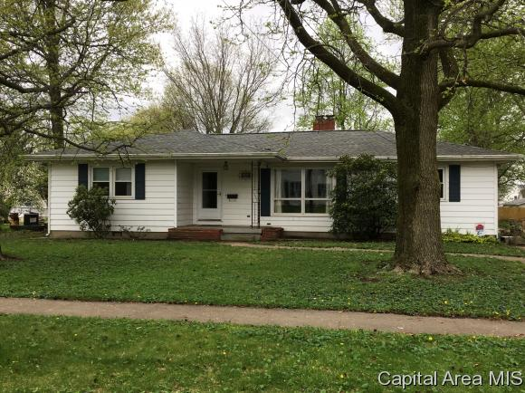 Ranch, Residential,Single Family Residence - Waverly, IL (photo 1)