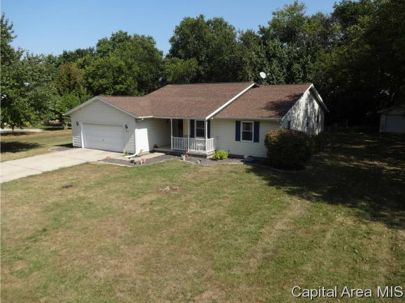 Ranch,1 Story, Residential,Single Family Residence - Riverton, IL (photo 3)