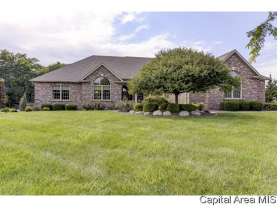Ranch, Residential,Single Family Residence - Springfield, IL