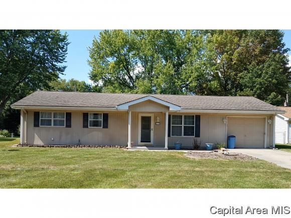 Ranch,1 Story, Residential,Single Family Residence - Chatham, IL