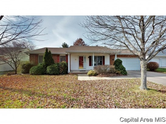 1 Story, Residential,Single Family Residence - Sherman, IL (photo 1)
