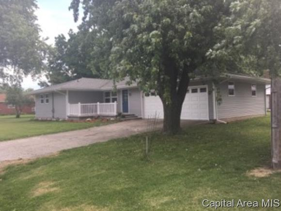 Ranch,1 Story, Residential,Single Family Residence - Girard, IL (photo 4)