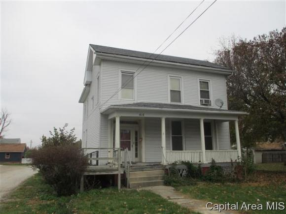 Residential,Single Family Residence, 2 Story - Jacksonville, IL (photo 1)