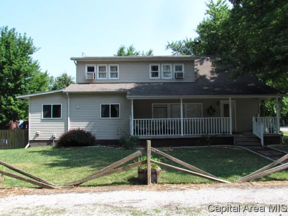 Residential,Single Family Residence, 2 Story - Girard, IL (photo 1)