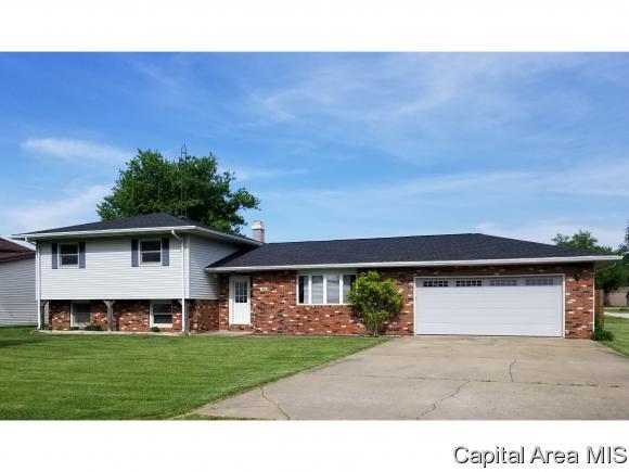 Tri-Level, Residential,Single Family Residence - Virden, IL (photo 1)