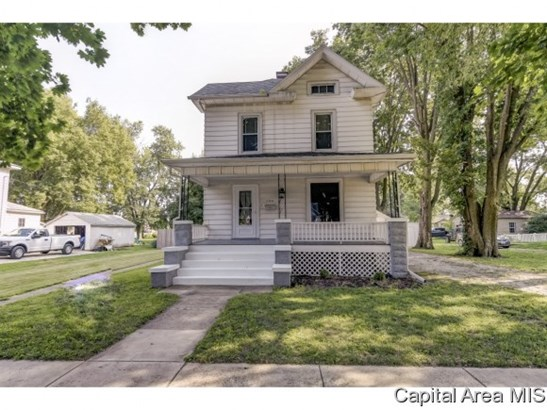 Residential,Single Family Residence, 2 Story - Williamsville, IL