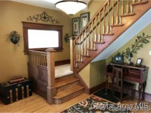 2 Story,Traditional, Residential,Single Family Residence - Jacksonville, IL (photo 4)