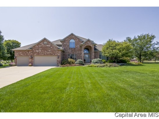Residential,Single Family Residence, 2 Story - Springfield, IL