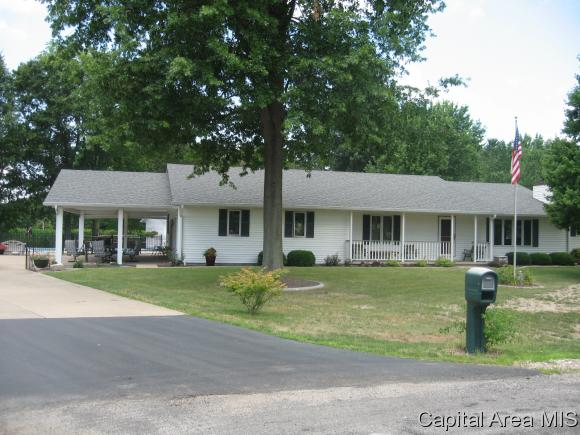 Ranch,1 Story, Residential,Single Family Residence - Spaulding, IL (photo 1)