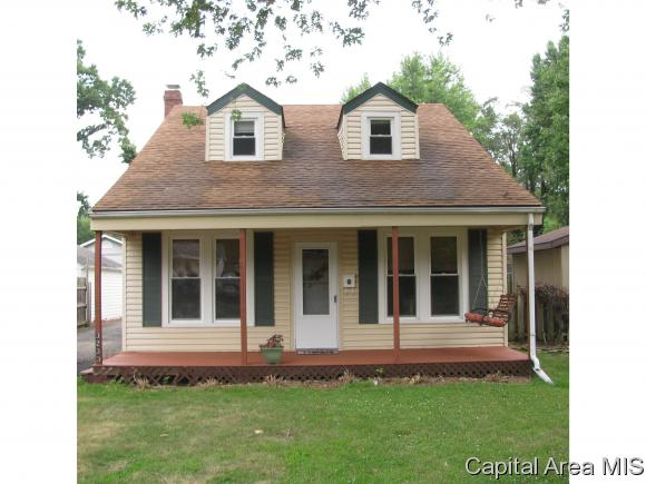 Cape Cod,1.5 Story, Residential,Single Family Residence - Springfield, IL (photo 1)