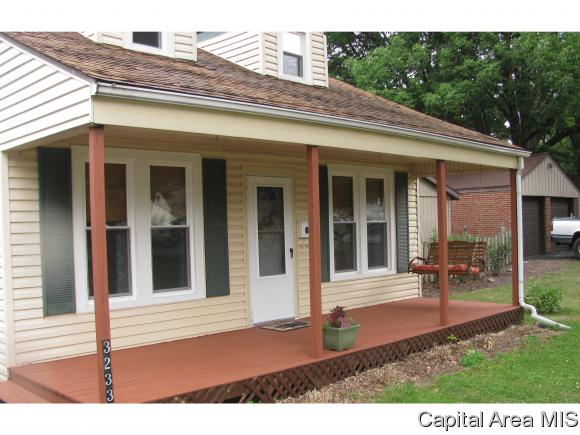 Cape Cod,1.5 Story, Residential,Single Family Residence - Springfield, IL (photo 2)