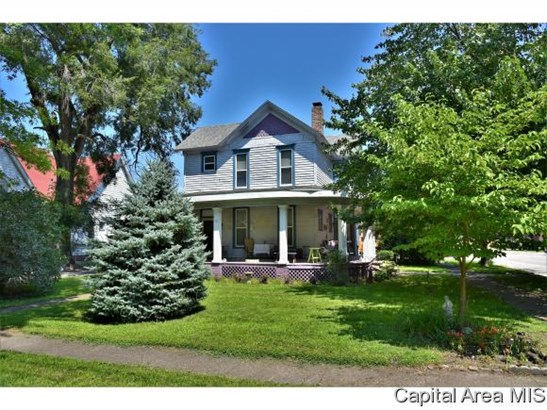 Victorian, Residential,Single Family Residence - Edinburg, IL